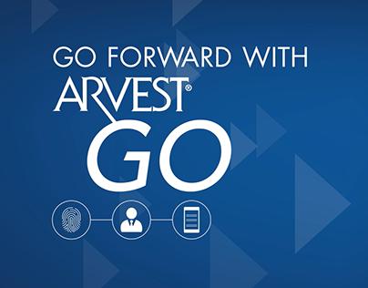Arvest Bank Mortgage promotion on Behance