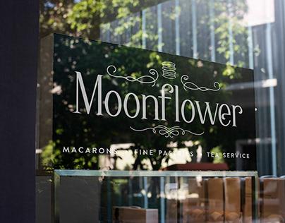Moonflower Macarons III