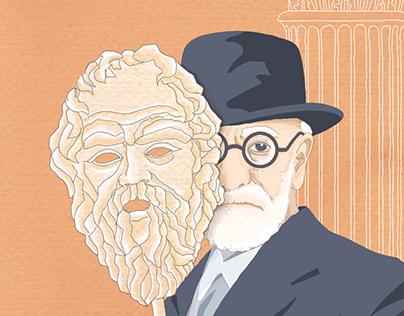 Socrate vs. Freud - published on Corriere della Sera