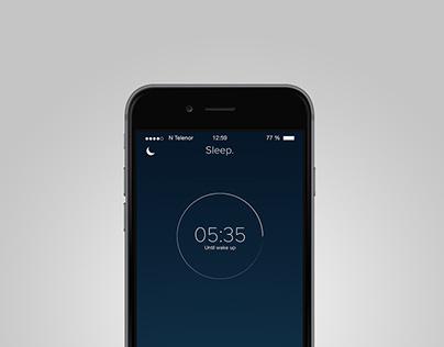 Sleep. App