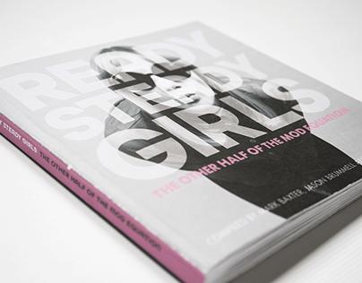 Ready Steady Girls Book Design