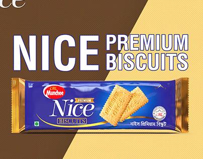 Nice Premium Biscuits 24g