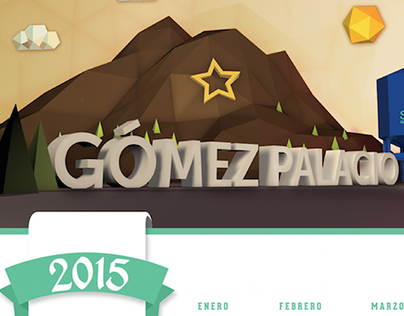 Calendarios 2015 SIDEAPA