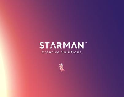 STARMAN BRAND IDENTITY