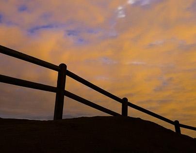 LA Winter Skies