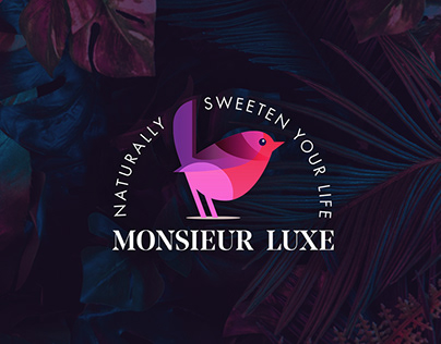 Monsieur Luxe Branding