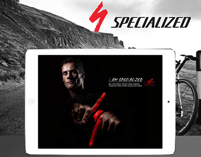 Specialized Interactive Brochure Concept