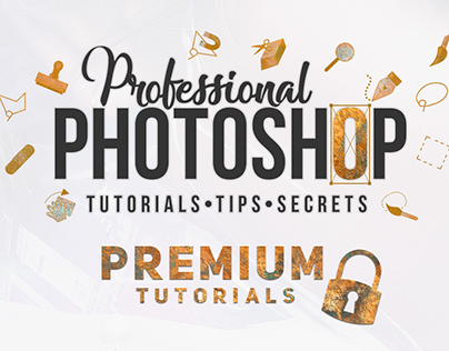 Premium Photoshop Tutorials By Kevin Roodhorst