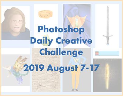 Photoshop Daily Creative Challenge 2019-08-07-17