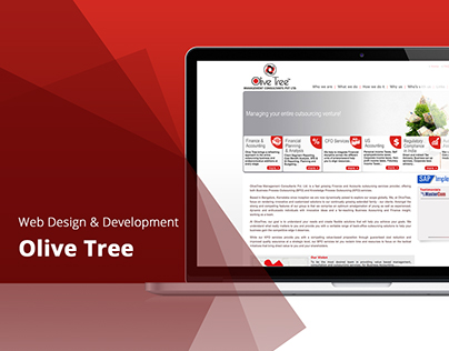 Olive Tree - Web Design & Development