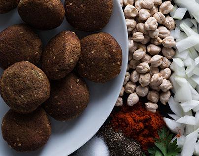 Food Photography - Lebanese Food