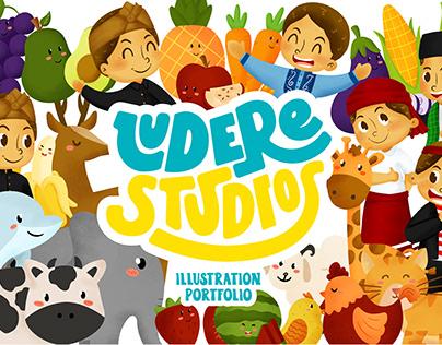 Ludere Studios Portfolio