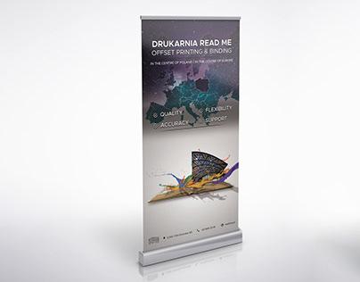 Drukarnia RM - poster