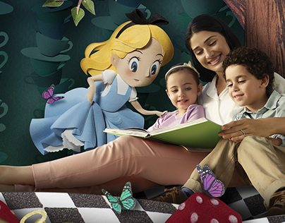 Qatar Foundation National Reading Campaign