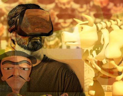 Bravura VR Bullfighting Game
