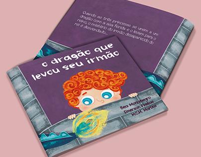 Children's Book: O Dragão Que Levou Seu Irmão