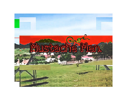 "(Mustache Men) ""Album Art"""