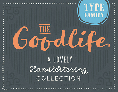 Goodlife (Typefamily)