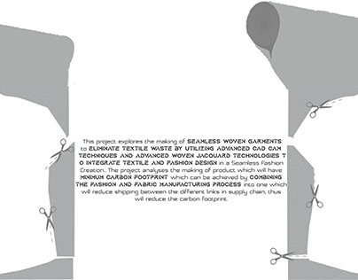 Coalesce: Seamless Woven Garment Creation