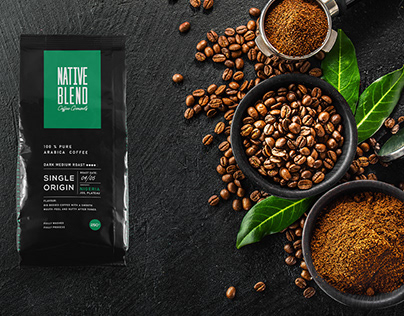Native Blend Coffee Prototype
