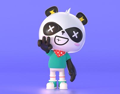 Relaax panda