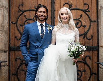 Aaron and Emily Reily's Wedding
