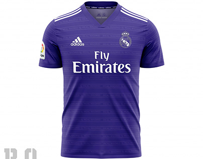 Concept Away Jersey Real Madrid 2020-2021