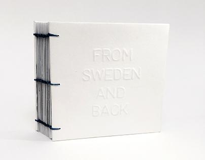 Book binding – University project