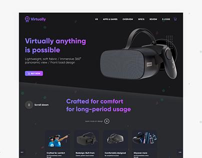 Virtually VR