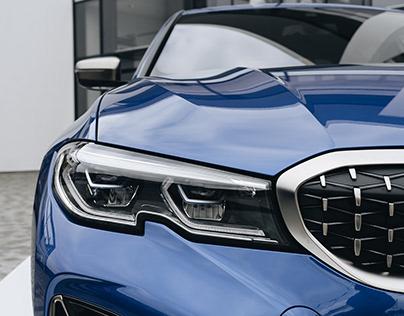 BMW M340i, M760Li, M850i