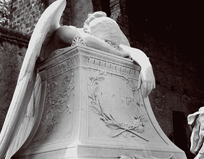 Angel of Grief - Photography