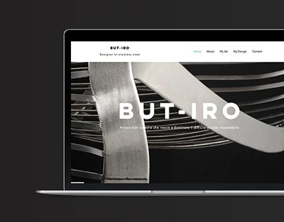 BUT-IRO Designer of stainless steel