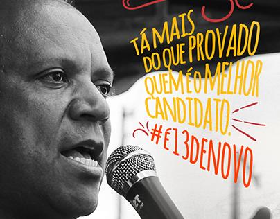 Campanha - Prefeitura de Poços de Caldas 2016.