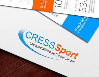 CRESS Sport | Logo