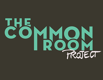 The Common Room Project Branding