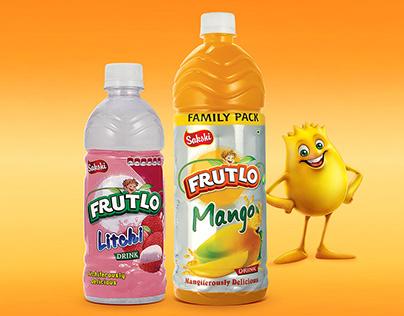 Juices Packaging & Branding