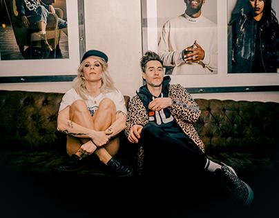 Maja and Felix