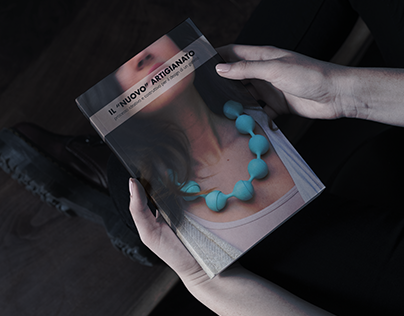 JEWELRY - The new handicraft, concept idea