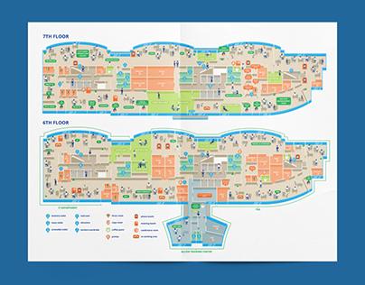 Alcon Office Map