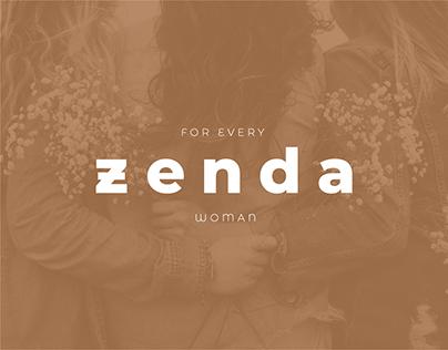 Zenda   Branding