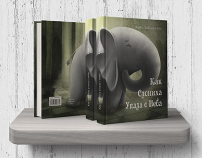 "Illustrations for ""The Magician's Elephant """