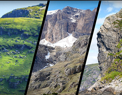 Rocks & Mountain References Vol.1