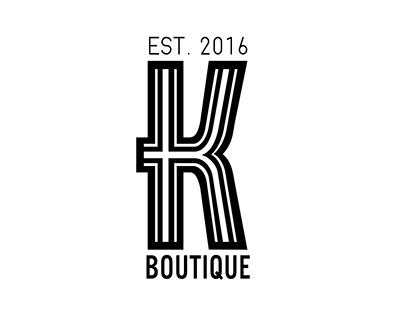 K Boutique Logo Proposal