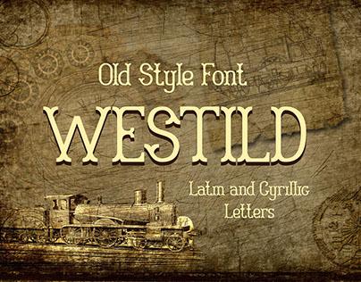 Westild font