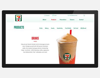 7-Eleven Oklahoma Website