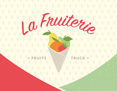 La Fruiterie - Identité de marque