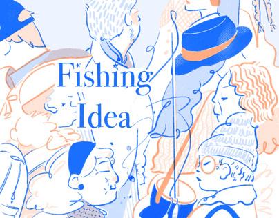 Fishing idea |Zine 獨立出版