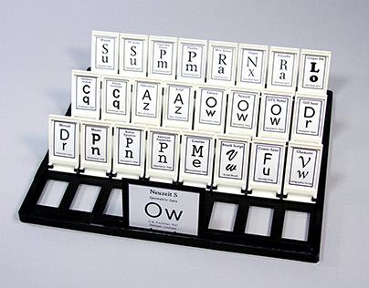 Typeface Race