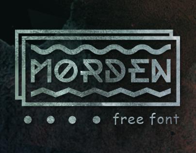 Morden Free Font