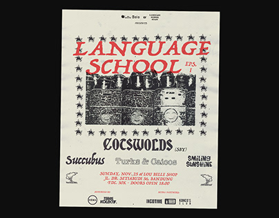Language School Eps. I